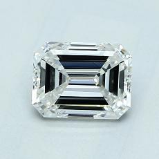 Recommended Stone #3: 1,01-Carat Emerald Cut Diamond