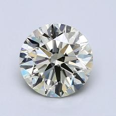 Recommended Stone #2: 1.25-Carat Round Cut Diamond