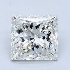 Recommended Stone #3: 2,01-Carat Princess Cut Diamond