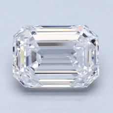 Recommended Stone #3: 3,52-Carat Emerald Cut Diamond