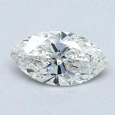 Recommended Stone #1: 0.71-Carat Marquise Cut Diamond