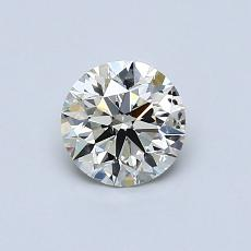 Recommended Stone #2: 0.60-Carat Round Cut Diamond