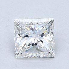 1.20-Carat Princess Diamond Very Good G VS1
