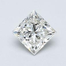 Recommended Stone #4: 0.90-Carat Princess Cut Diamond