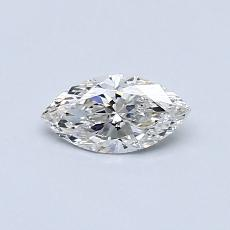 Recommended Stone #1: 0.35-Carat Marquise Cut Diamond