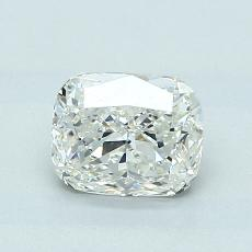 1.02 Carat Cojin Diamond Muy buena I VVS2