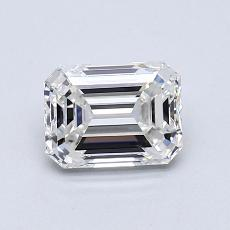 Recommended Stone #3: 1.01-Carat Emerald Cut Diamond