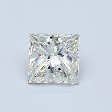 推薦鑽石 #2: 0.70  克拉公主方形鑽石