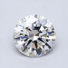 1.00 Carat 圓形 Diamond 理想 G VS1