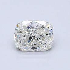Recommended Stone #2: 0,90-Carat Cushion Cut Diamond