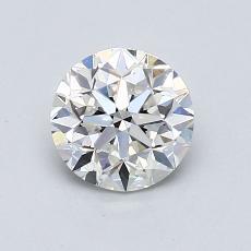 1.01 Carat 圓形 Diamond 良好 G VS2