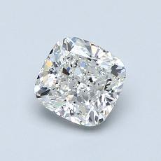Recommended Stone #2: 0,91-Carat Cushion Cut Diamond