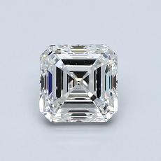 推薦鑽石 #3: 0.93  克拉上丁方形鑽石
