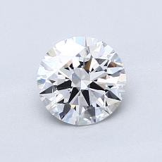 Recommended Stone #4: 0,82-Carat Round Cut Diamond