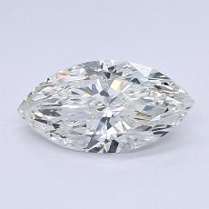 Recommended Stone #3: 0.62-Carat Marquise Cut Diamond