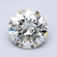 1,50-Carat Round Diamond Very Good K SI1