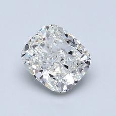 1.00 Carat 墊形 Diamond 非常好 H VS1
