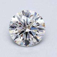1.20-Carat Round Diamond Ideal G VS1