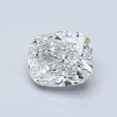 1.01 Carat 墊形 Diamond 非常好 G VVS2