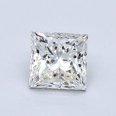 1.00-Carat Princess Diamond Very Good G VS2