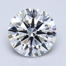 Recommended Stone #4: 1.85-Carat Round Cut Diamond