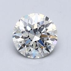 0,85 Carat Rond Diamond Idéale G SI1