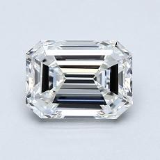 Recommended Stone #4: 1.20-Carat Emerald Cut Diamond