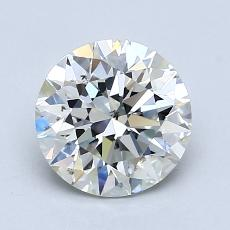 Recommended Stone #3: 1,56-Carat Round Cut Diamond