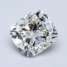 推荐宝石 4:1.51 克拉垫形钻石