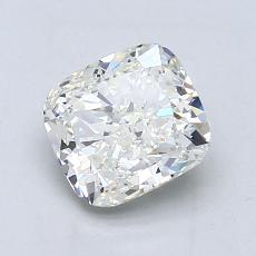 Recommended Stone #3: 1,50-Carat Cushion Cut Diamond