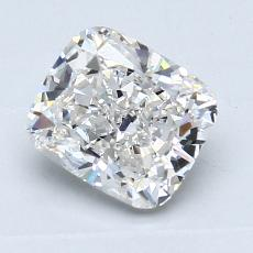Recommended Stone #1: 1.35-Carat Cushion Cut Diamond
