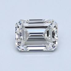 1.00 Carat 绿宝石 Diamond 非常好 G VS2