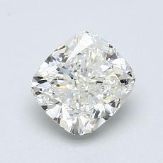 1.20 Carat 垫形 Diamond 良好 J VS1