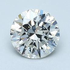 Recommended Stone #4: 1.61-Carat Round Cut Diamond