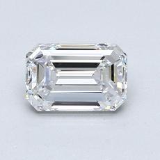 Target Stone: 1.01-Carat Emerald Cut Diamond