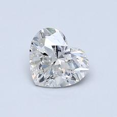 Recommended Stone #3: 0.71-Carat Heart Cut Diamond