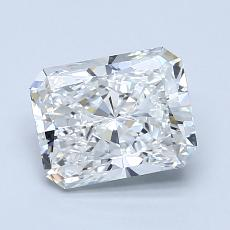 Recommended Stone #4: 1.50-Carat Radiant Cut Diamond