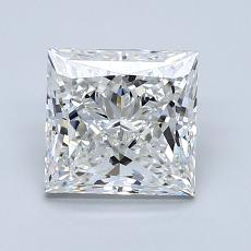 Recommended Stone #4: 1.70-Carat Princess Cut