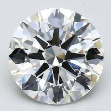 Recommended Stone #4: 3,16-Carat Round Cut