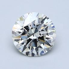 Recommended Stone #3: 1.21-Carat Round Cut Diamond