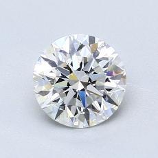 Pierre recommandée n°4: Diamant taille ronde 1,01 carat