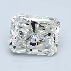 2.02-Carat Radiant Diamond Very Good G VS1