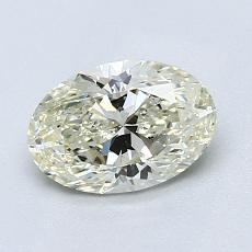 推荐宝石 3:1.10克拉椭圆形切割钻石