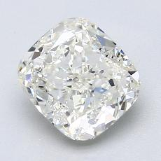 Recommended Stone #3: 2.05-Carat Cushion Cut Diamond