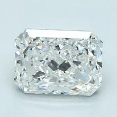 Recommended Stone #2: 2.04-Carat Radiant Cut