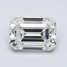 Pierre recommandée n°3: Diamant taille émeraude 1,09 carat