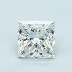 1.01-Carat Princess Diamond Very Good G VS2