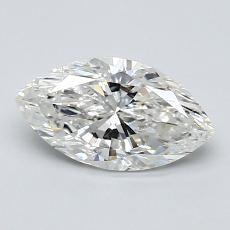 1.01-Carat Marquise Diamond Very Good G SI2