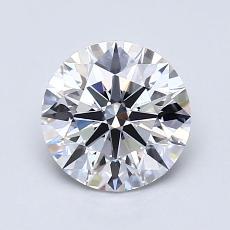 推荐宝石 2:1.07 克拉圆形切割