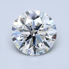 Recommended Stone #1: 1.13-Carat Round Cut